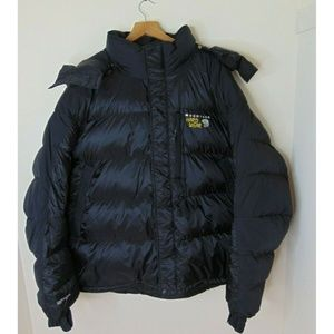 Mountain Hardwear 2XL Down Puffer Parka Jacket